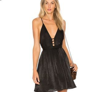 Free People Black Party Dress